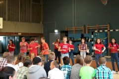Tanzeinlage Klassen 6