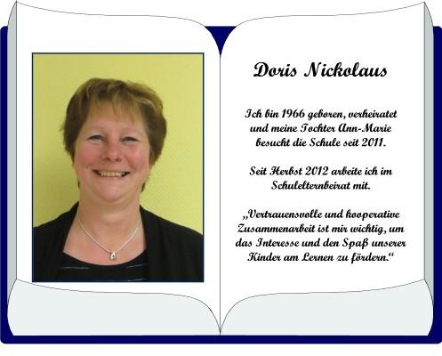 Doris Nickolaus (Andere)