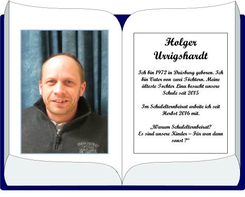 Holger Urrigshardt (Andere)