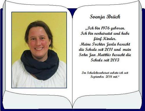 Svenja Brück Buch (Custom)